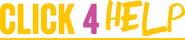 Logo Click 4 Help